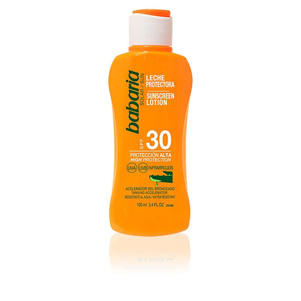 SOLAR ALOE VERA leche SPF30