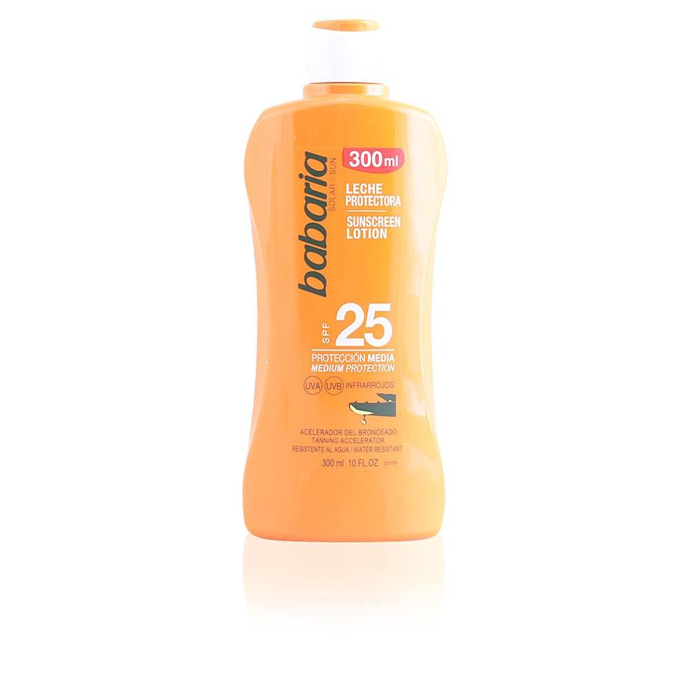SOLAR ALOE VERA leche SPF25