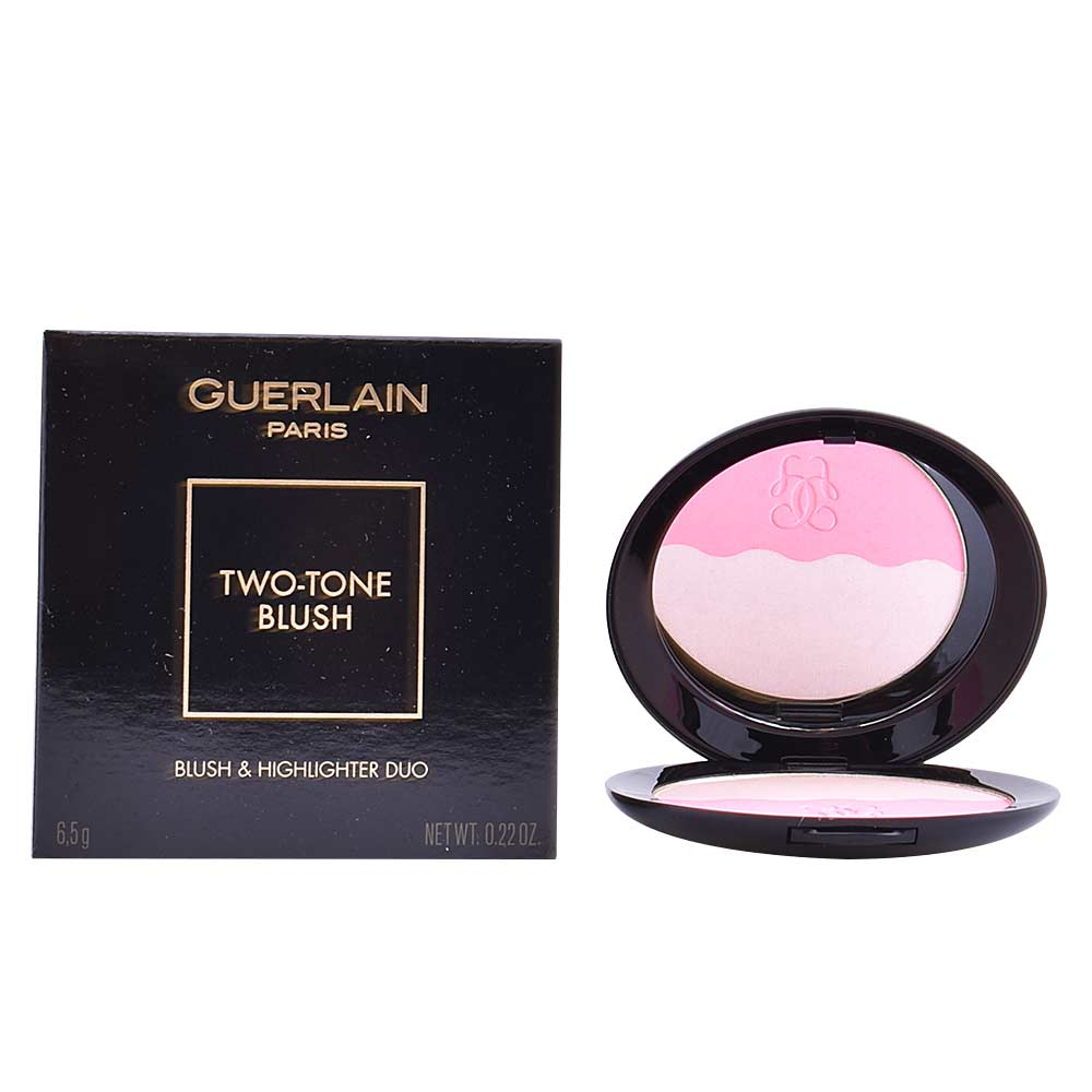 TWO-TONE BLUSH blush & highlighter