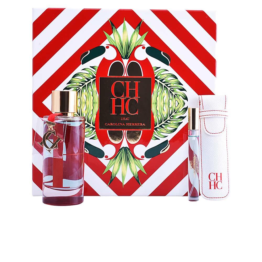 1447a35b23 Carolina Herrera Eau de Toilette CH L'EAU SET products - Perfume's Club