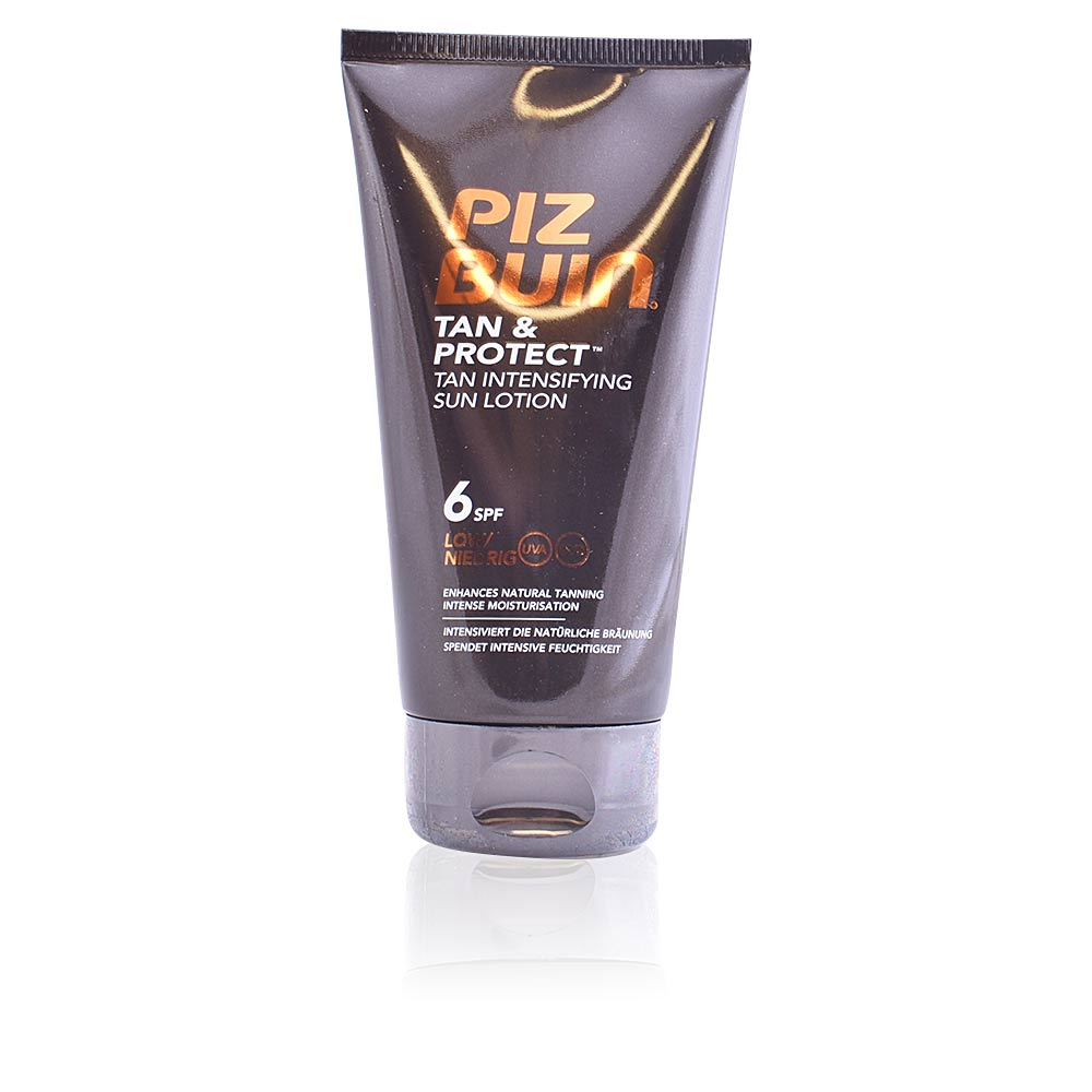 TAN&  PROTECT intensifyier sun lotion SPF6