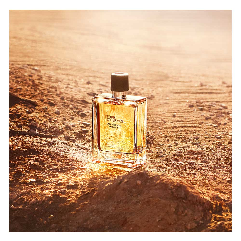 TERRE D´HERMÈS EAU INTENSE VÉTIVER parfum EDP online prijzen Hermès -  Perfumes Club