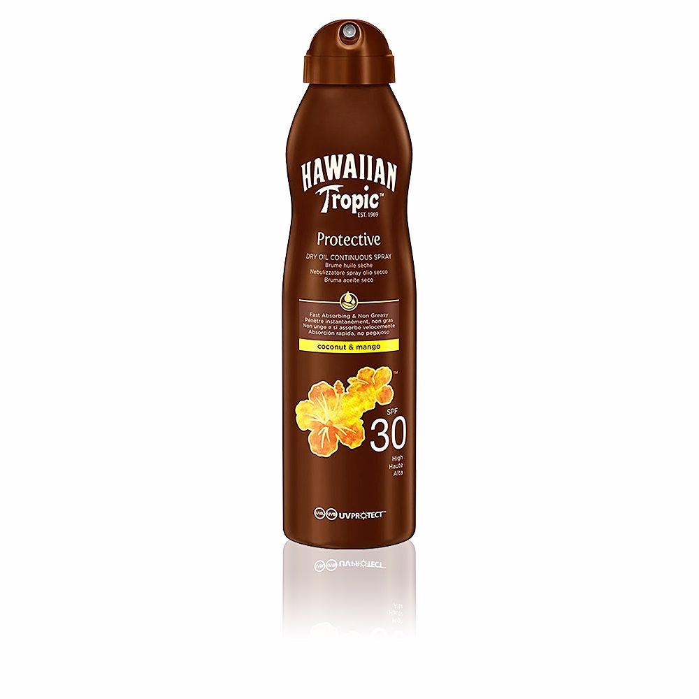 COCONUT & MANGO dry oil SPF30 spray