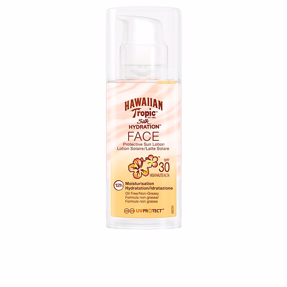 SILK FACE sun lotion SPF30