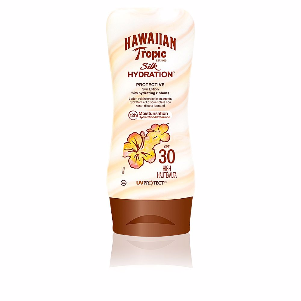 SILK HYDRATION sun lotion SPF30