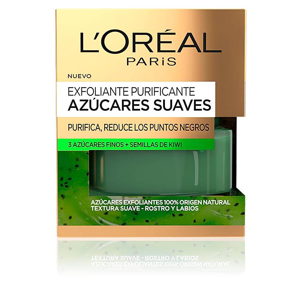 AZUCARES SUAVES exfoliante purificante