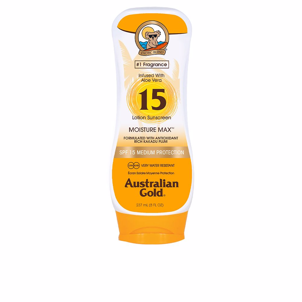 SUNSCREEN LOTION SPF15