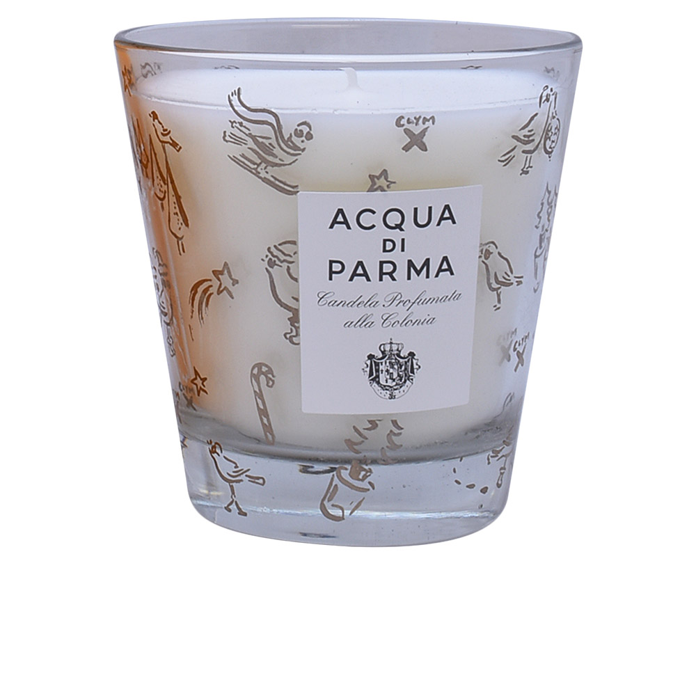 COLONIA perfumed candle special edition