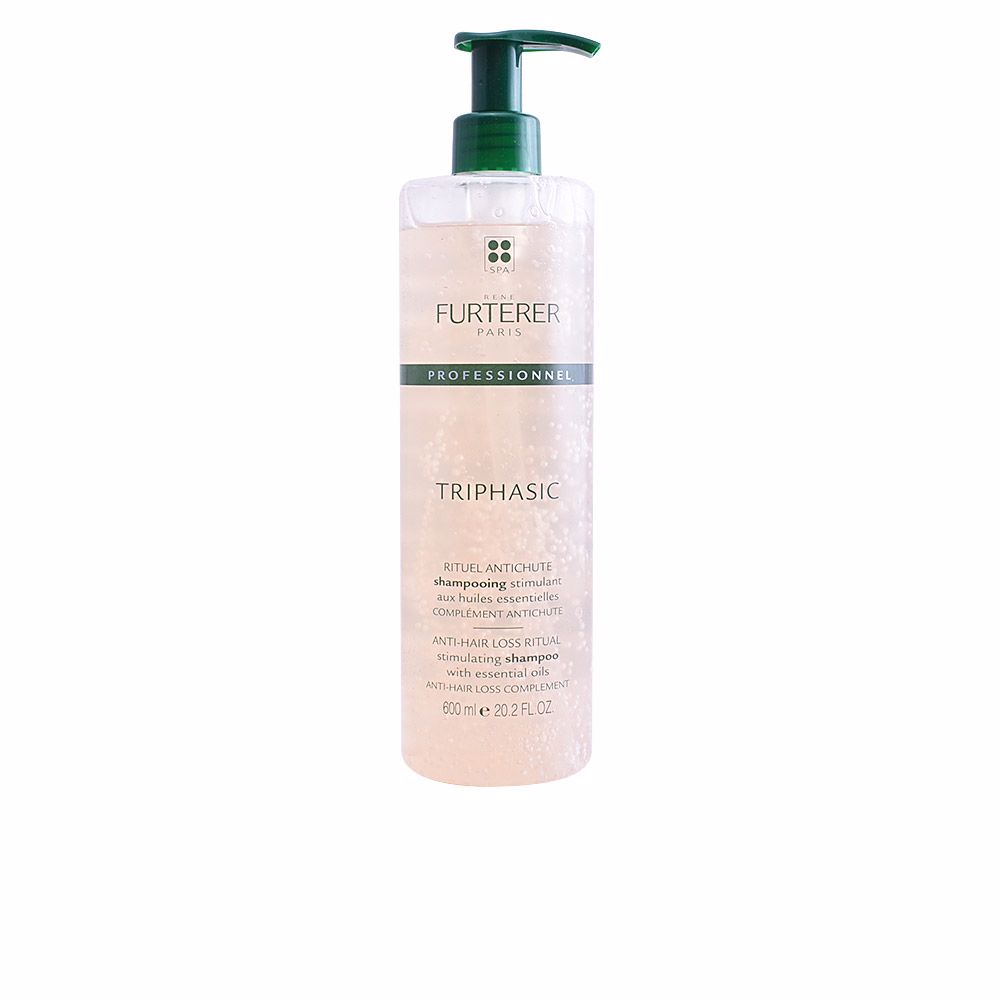 TRIPHASIC stimulating shampoo