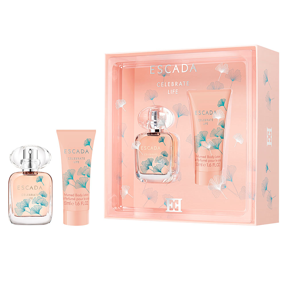 Escada Eau De Parfum Celebrate Life Set Products Perfumes Club