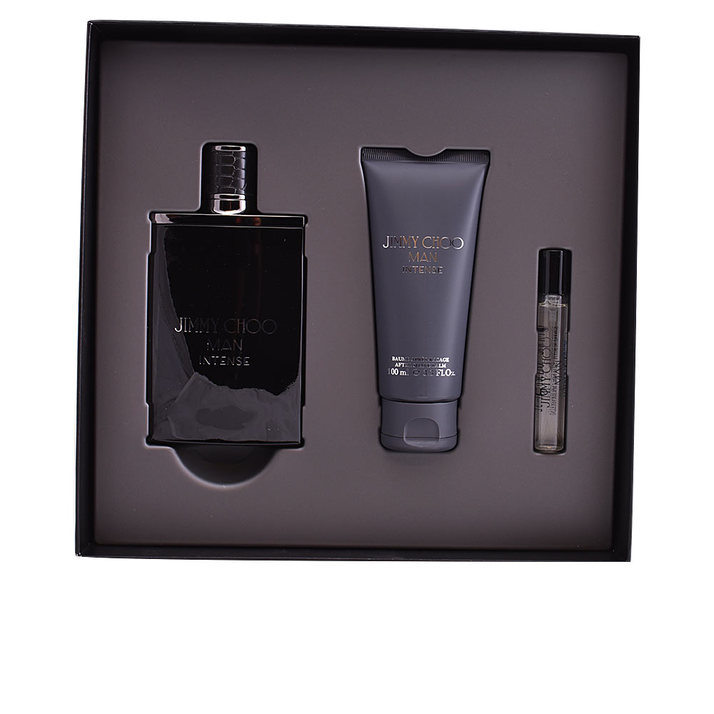 JIMMY CHOO MAN INTENSE SET