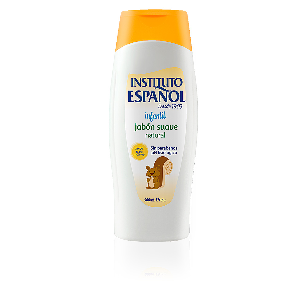 INFANTIL jabón suave natural