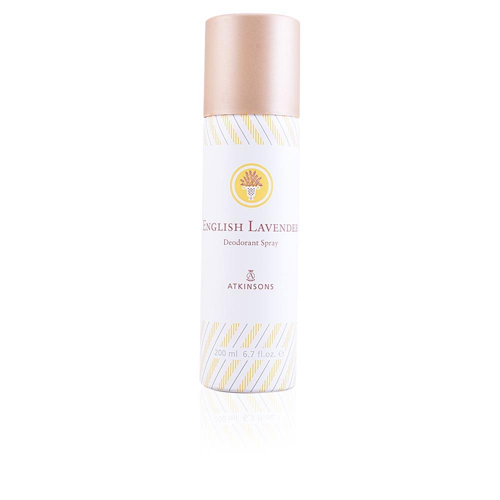 ENGLISH LAVENDER deodorant spray