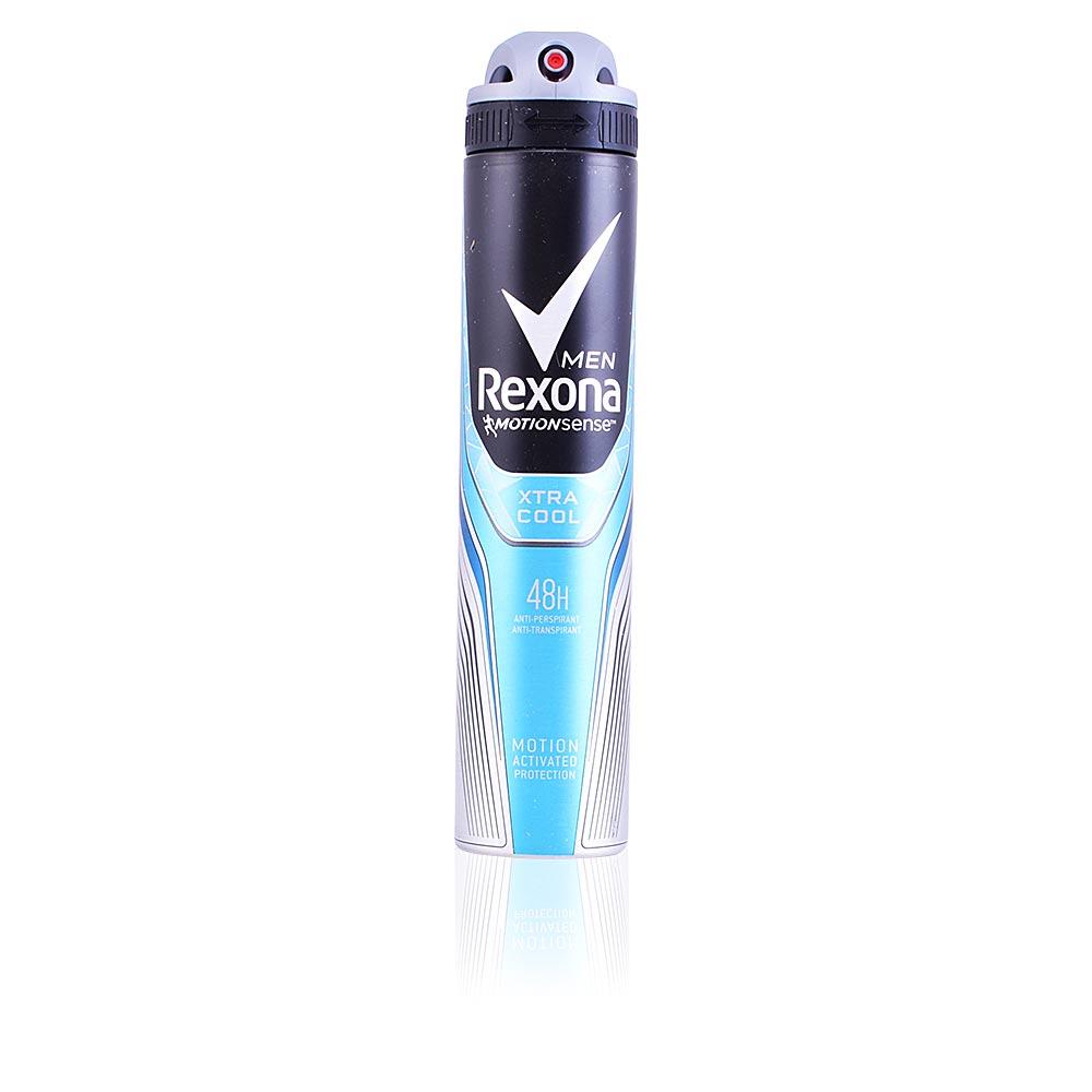 MEN XTRACOOL 48H anti-perspirant spray