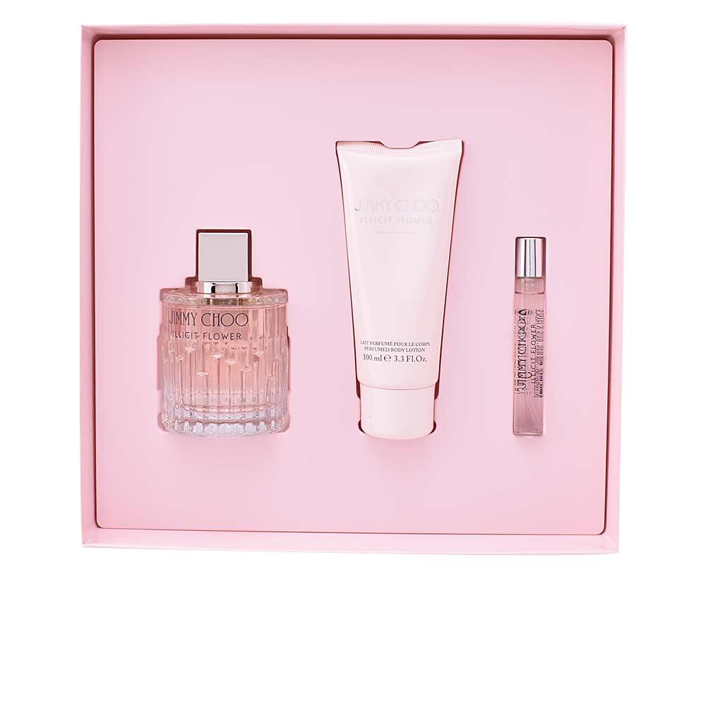 a79e30f8a40 Jimmy Choo Eau de Toilette ILLICIT FLOWER SET products - Perfume s Club