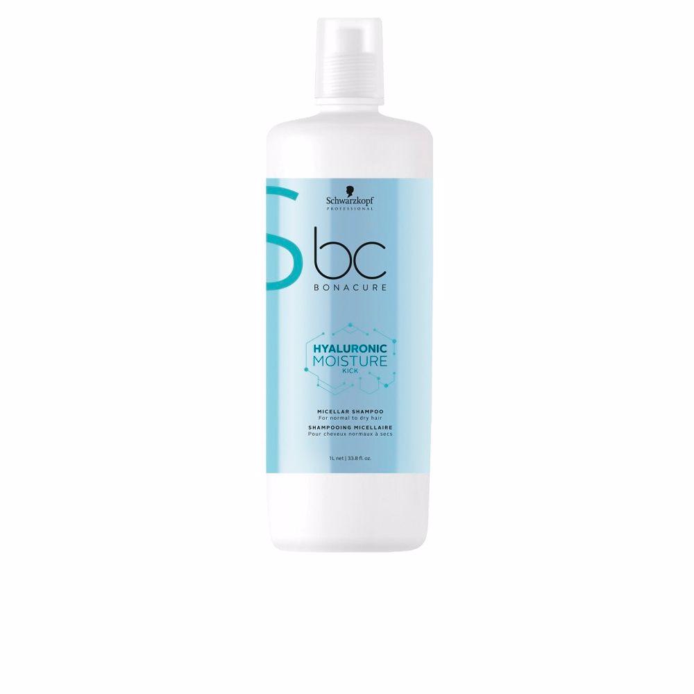 HYALURONIC MOISTURE KICK micellar shampoo