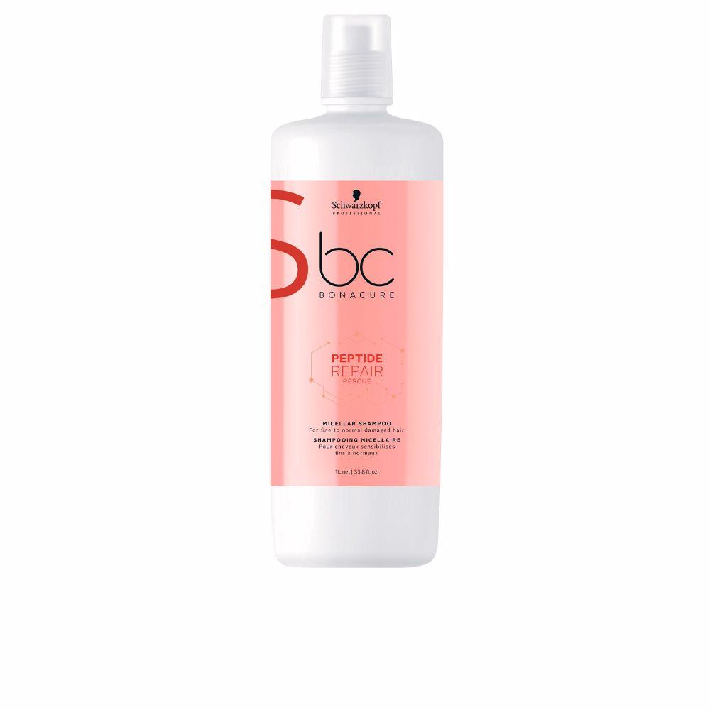 BC PEPTIDE REPAIR RESCUE micellar shampoo fine hair