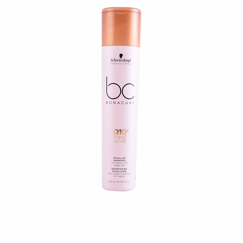 BC TIME RESTORE Q10+ micellar shampoo