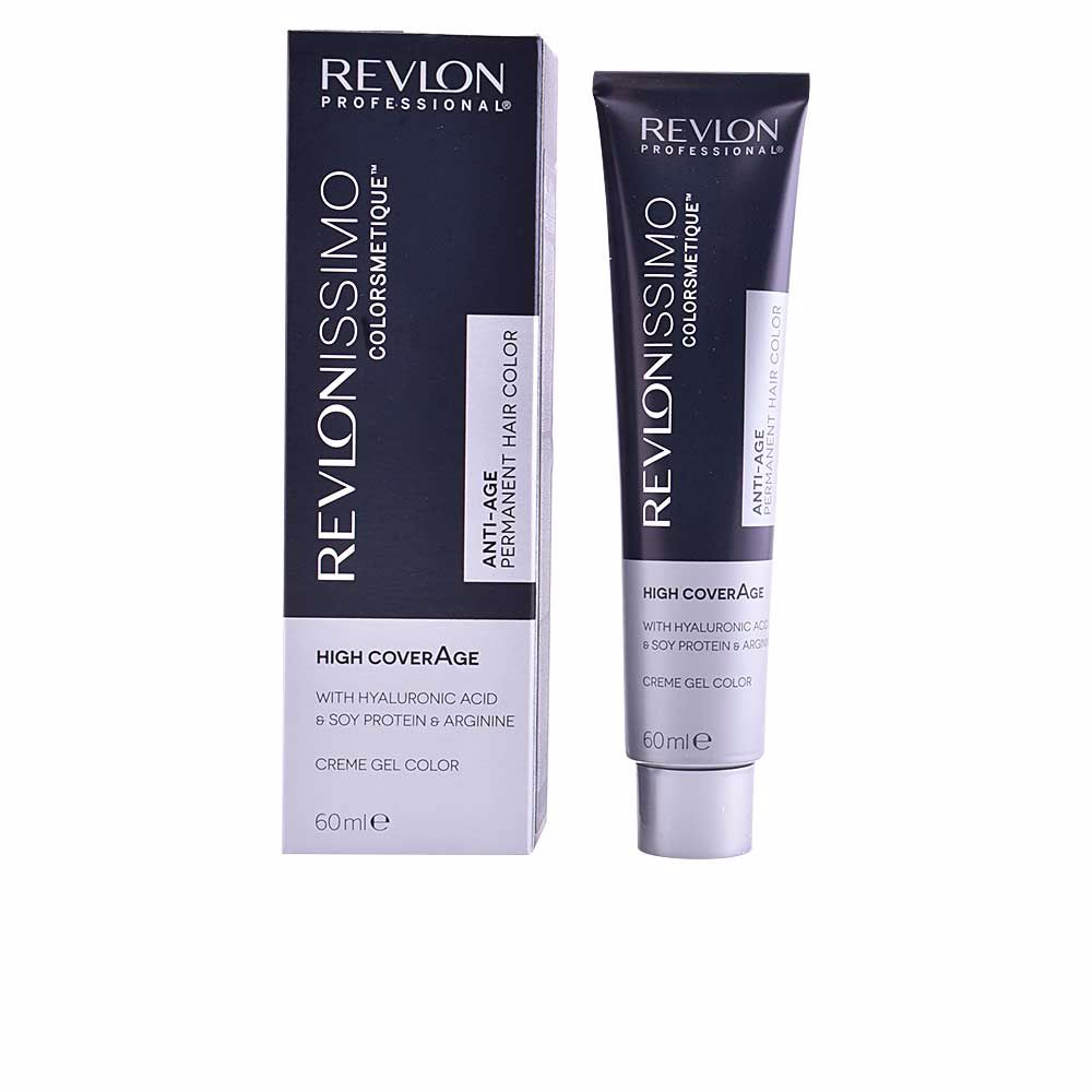 REVLONISSIMO HIGH COVERAGE #8-light blonde