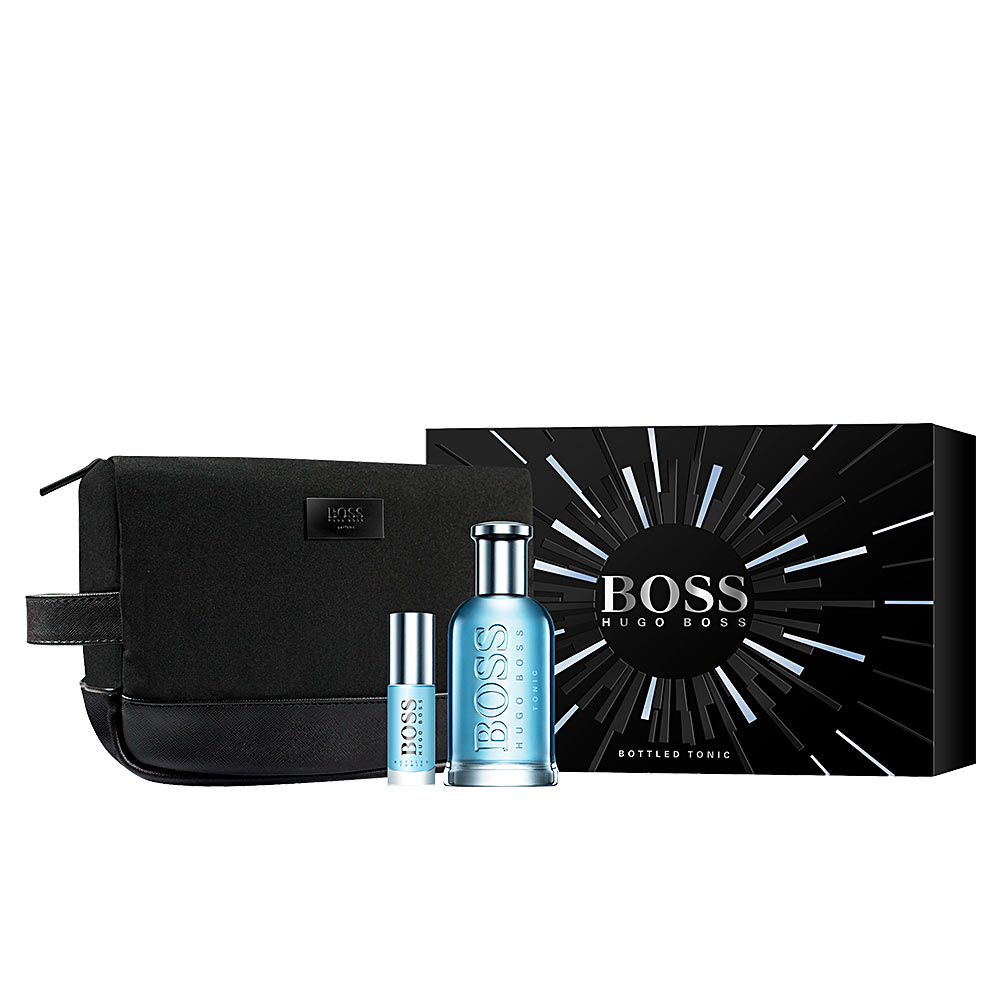 BOSS BOTTLED TONIC COFFRET