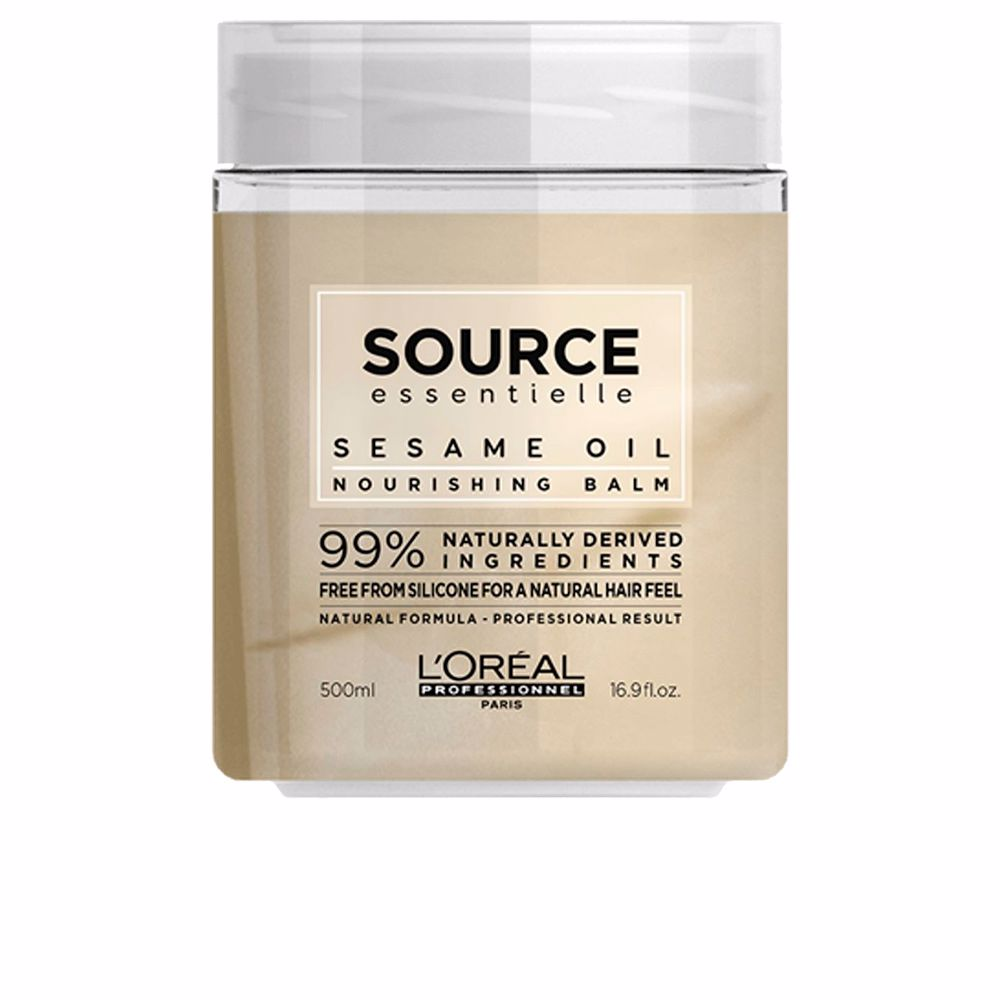 SOURCE ESSENTIELLE nourishing balm sesame oil