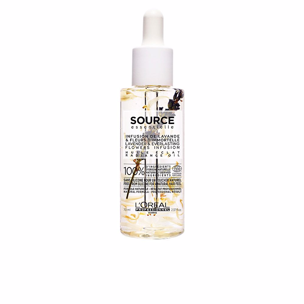 SOURCE ESSENTIELLE nourishing oil lavender & jasmin