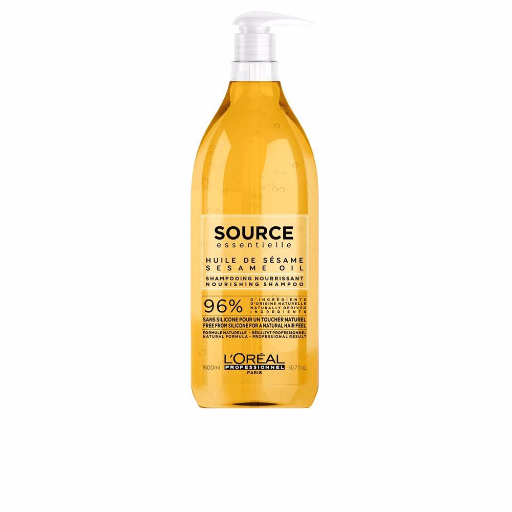 SOURCE ESSENTIELLE daily shampoo acacia leaves & aloe