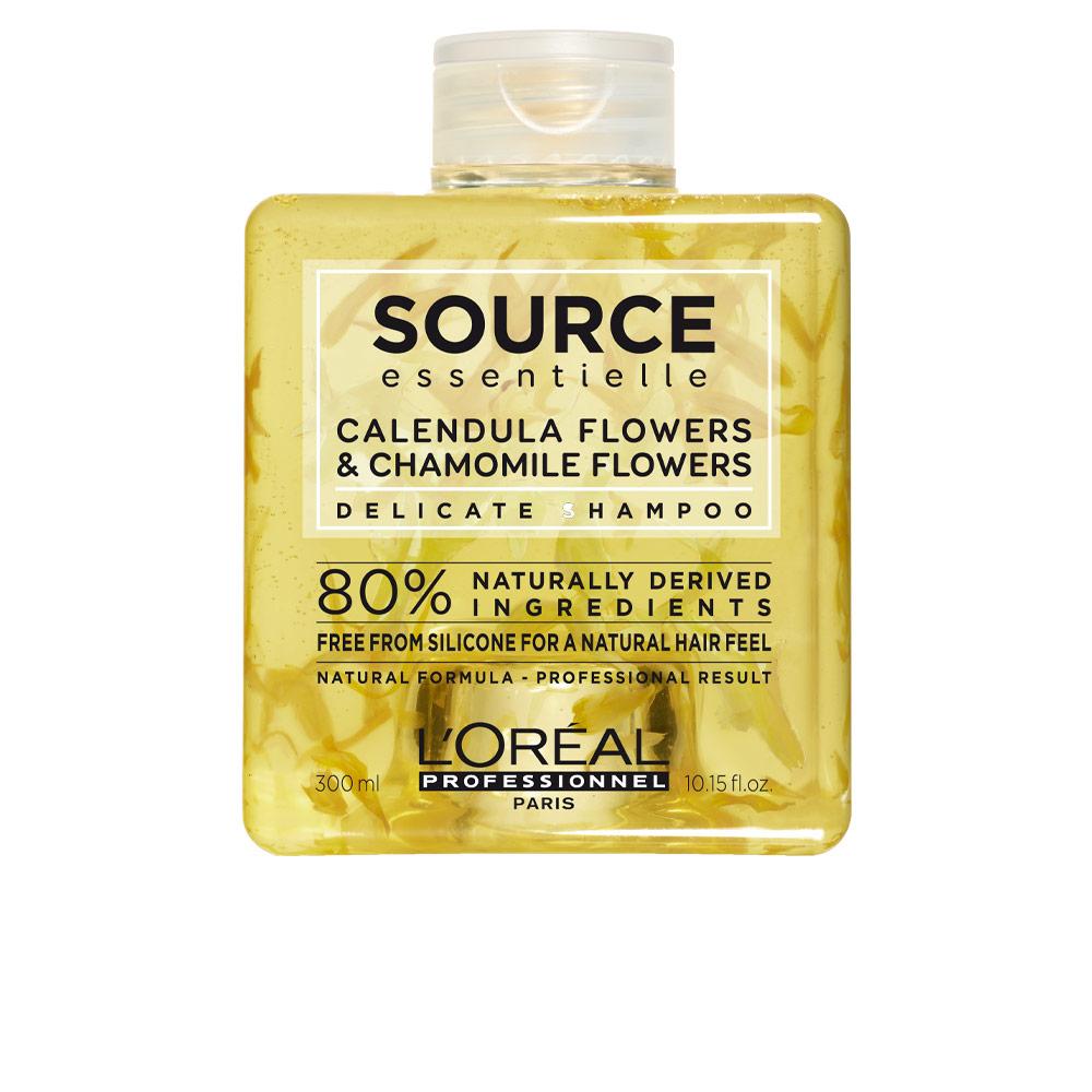SOURCE ESSENTIELLE delicate shampoo chamomile flowers