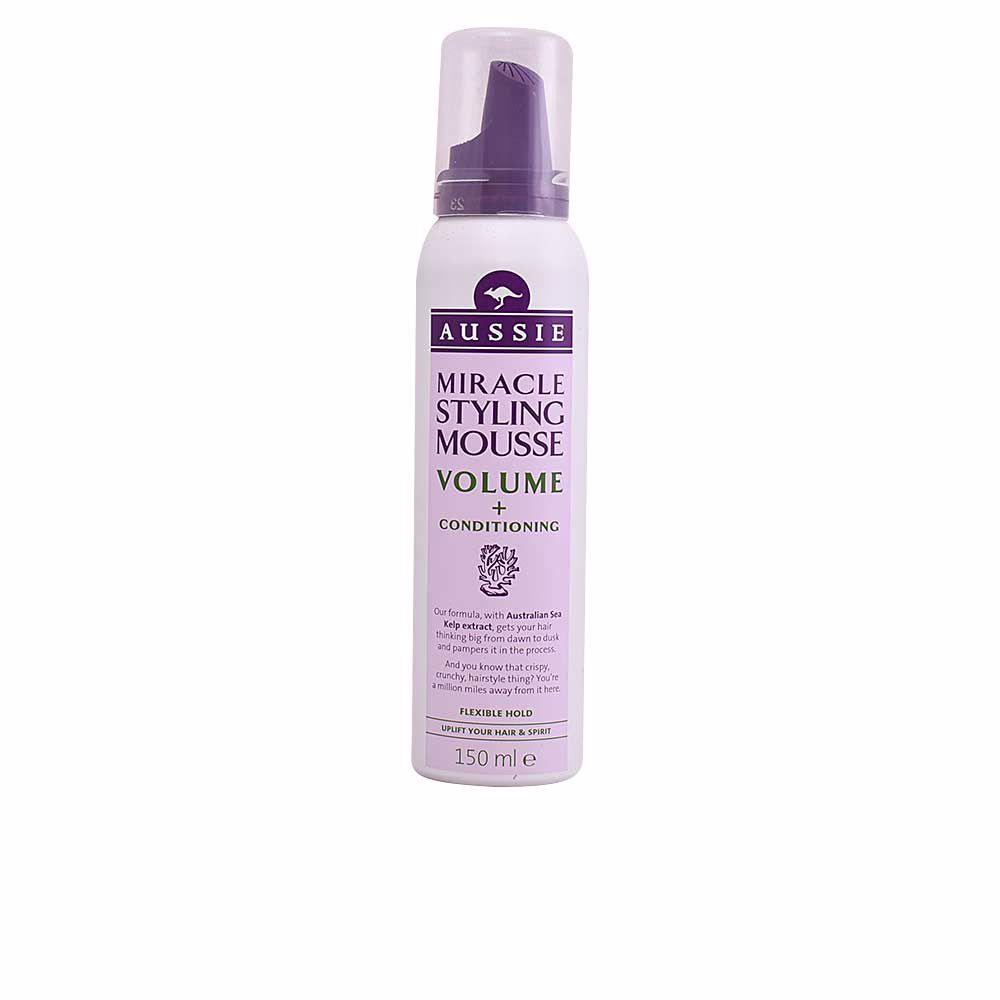VOLUME & CONDITIONING styling mousse