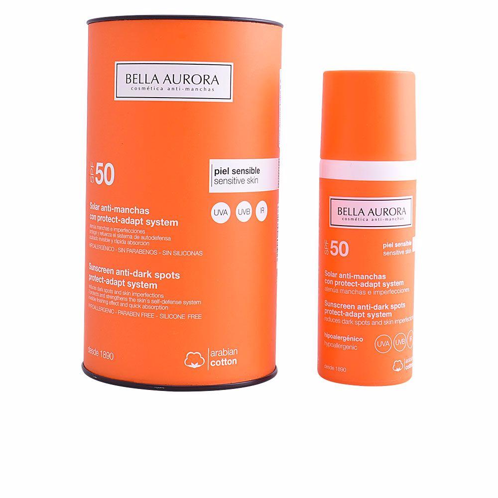 BELLA AURORA SOLAR anti-manchas piel sensible SPF50+