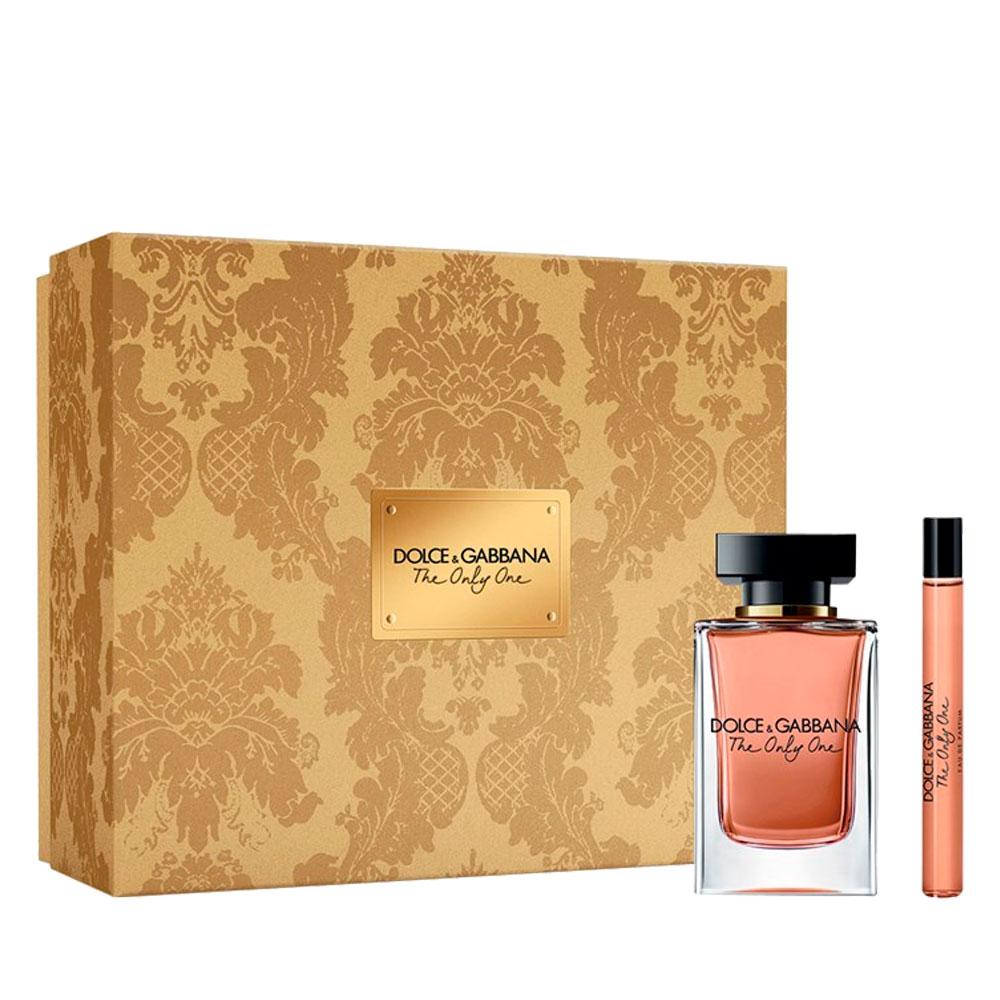 Dolce   Gabbana Eau de Parfum THE ONLY ONE COFFRET sur Perfume s Club 86655ac22de7