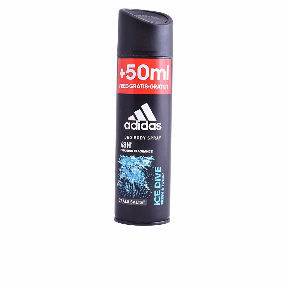 ICE DIVE deodorant spray