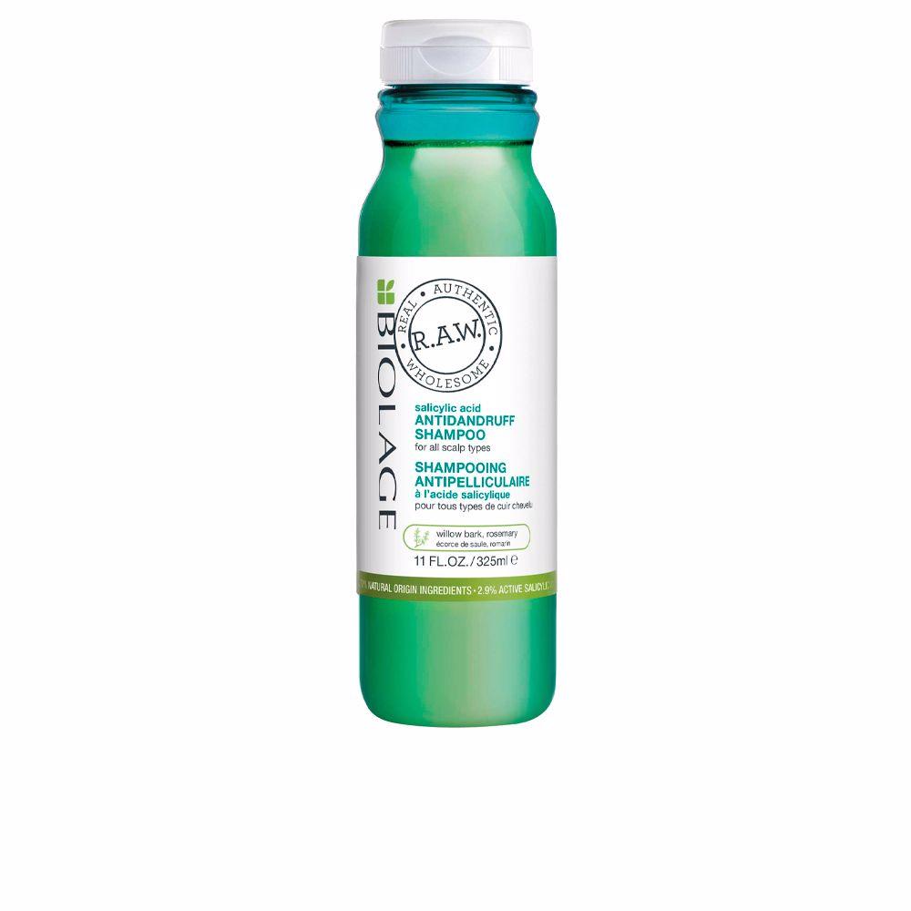 R.A.W. SALICYLIC ACID anti-dandruff shampoo