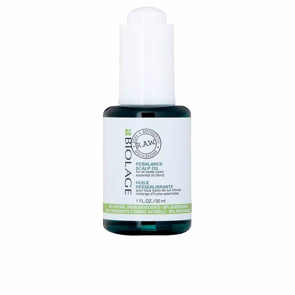 R.A.W. REBALANCE scalp oil 30 ml
