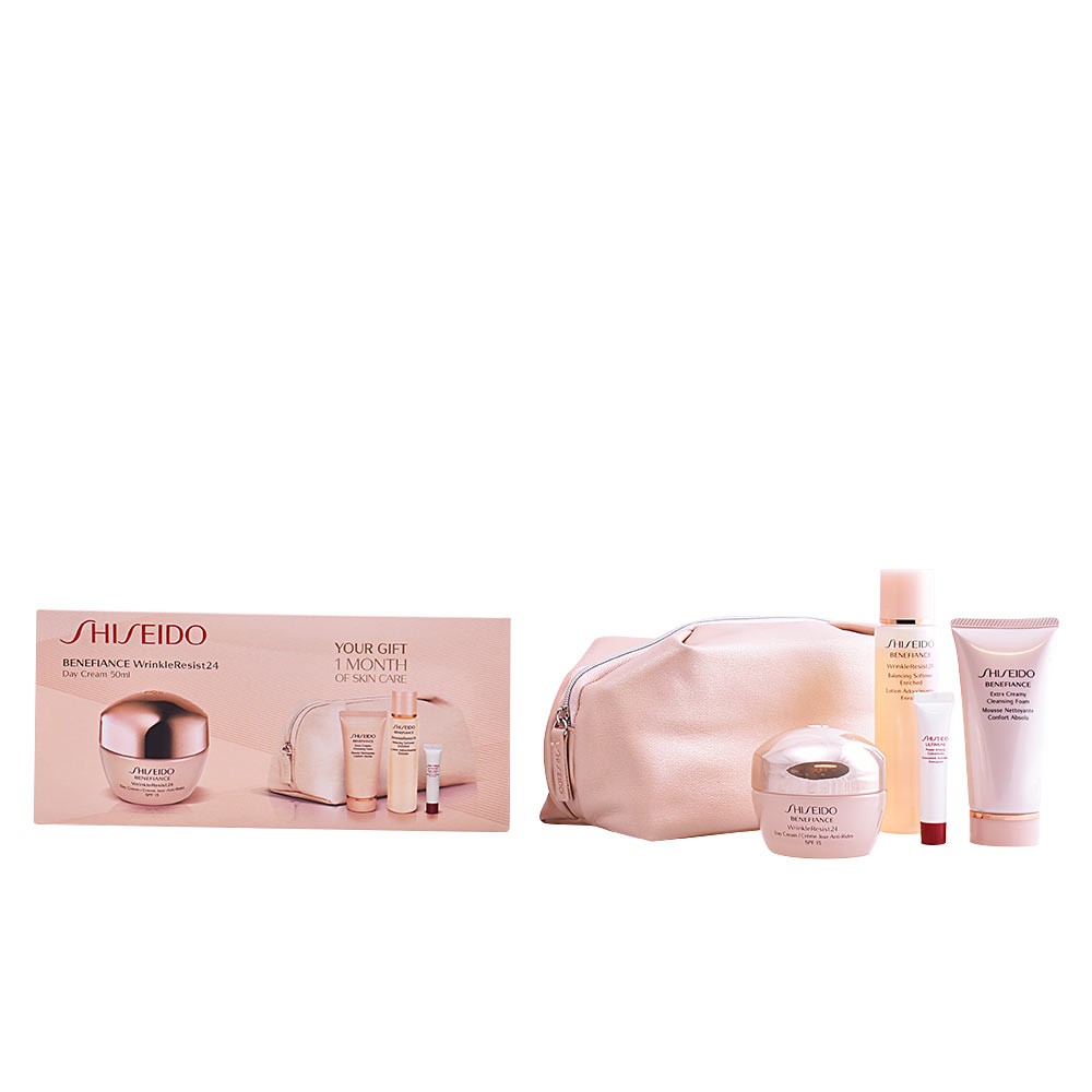 BENEFIANCE WRINKLE RESIST 24 COFFRET