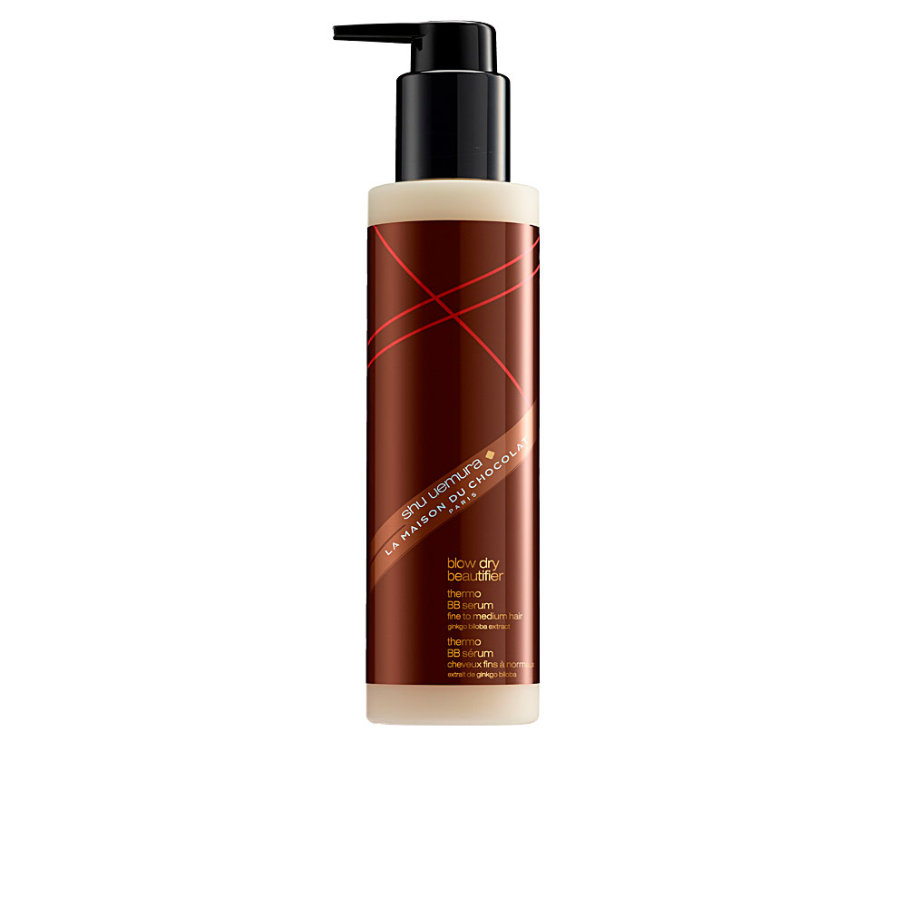 BLOW DRY BEAUTYFIER thermo bb serum Limited Edition La Maison du Chocolat