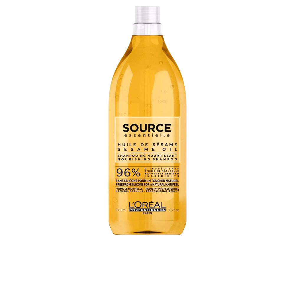 SOURCE ESSENTIELLE nourishing shampoo sesame oil