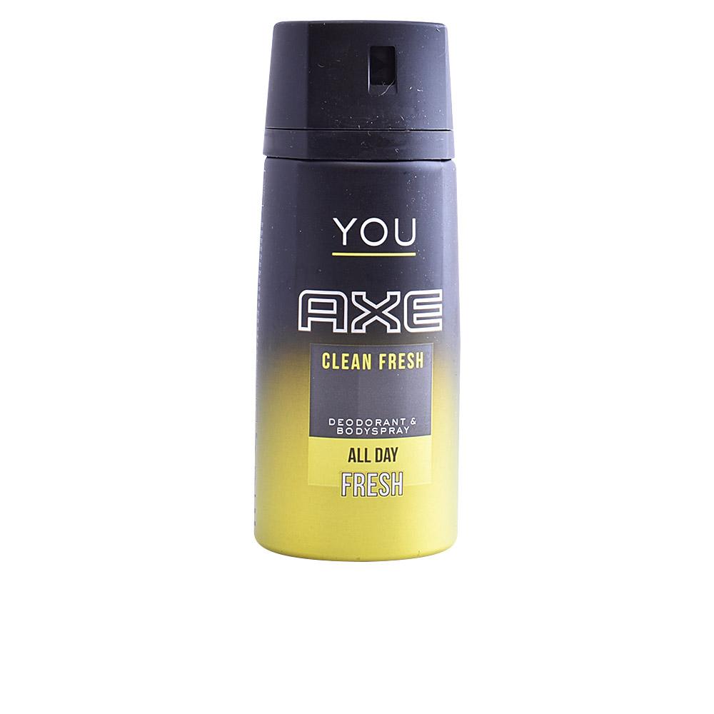 YOU CLEAN FRESH deodorant spray