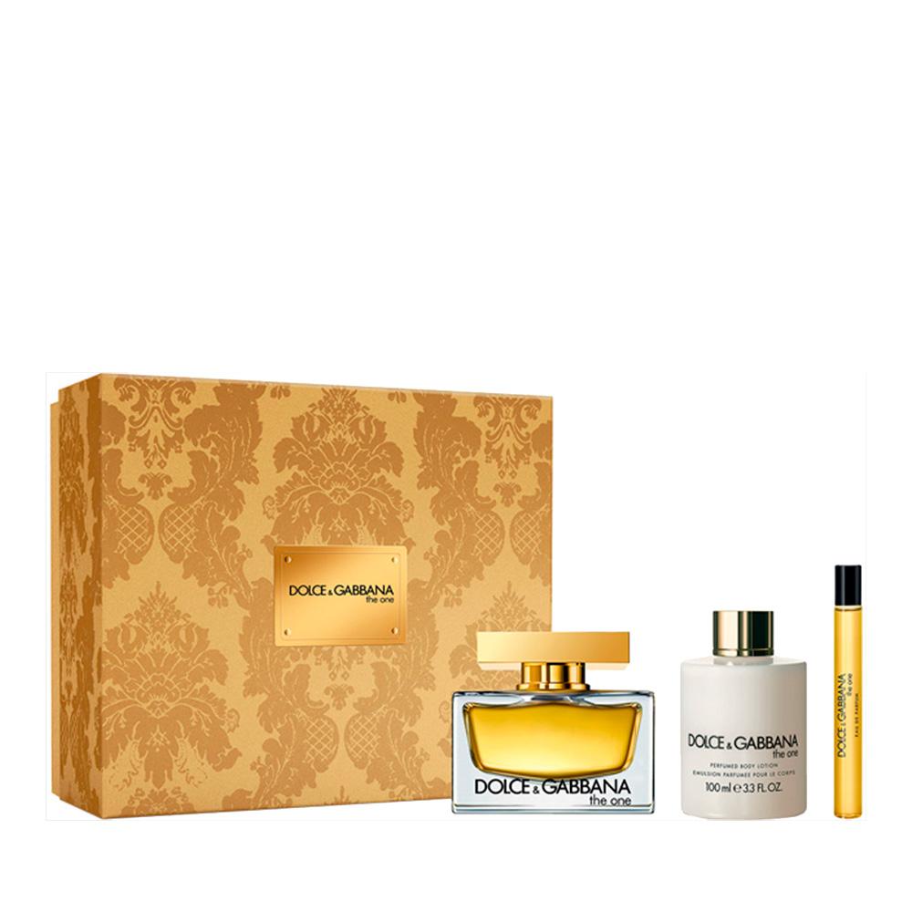 4cd6d6d4ff44 Dolce   Gabbana Eau de Parfum THE ONE COFFRET sur Perfume s Club