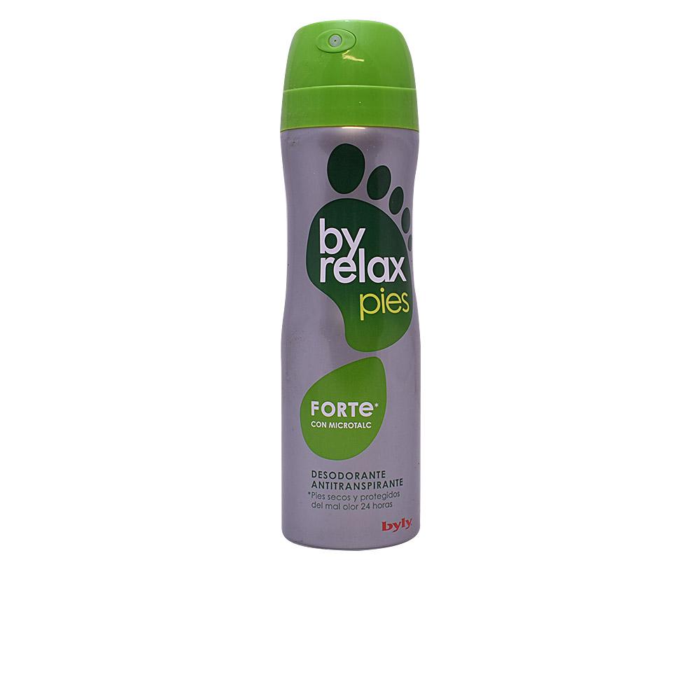 BYRELAX PIES FORTE desodorante antitranspirante