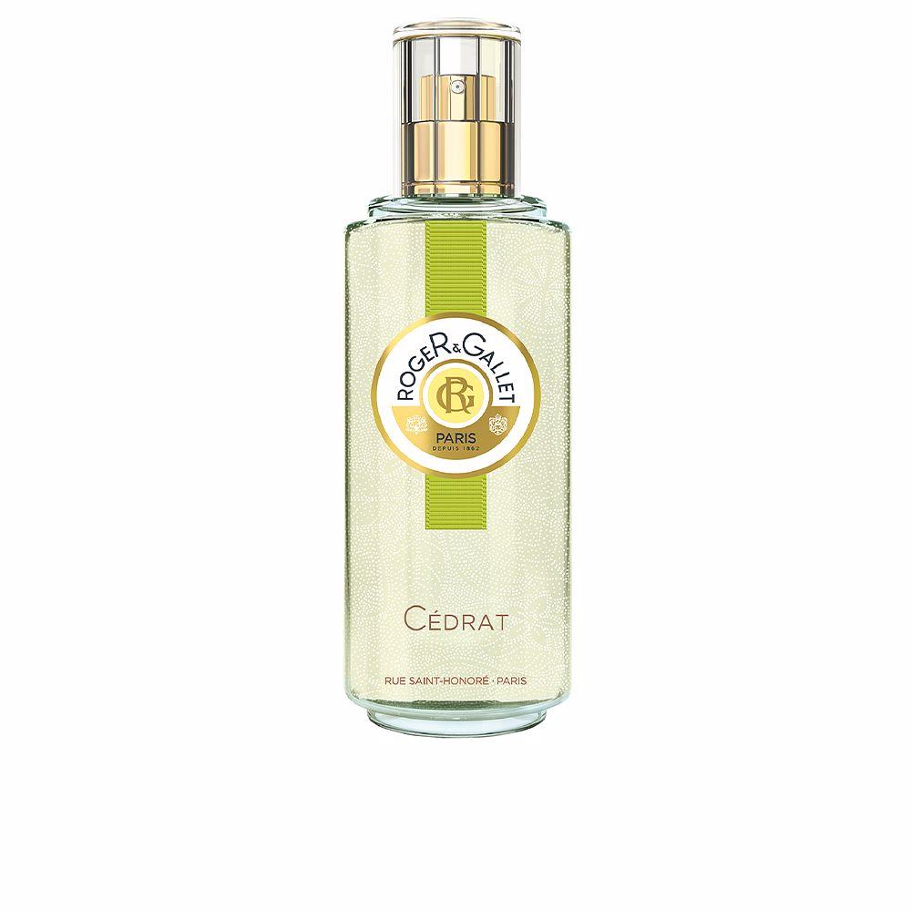 CÉDRAT eau parfumée bienfaisante