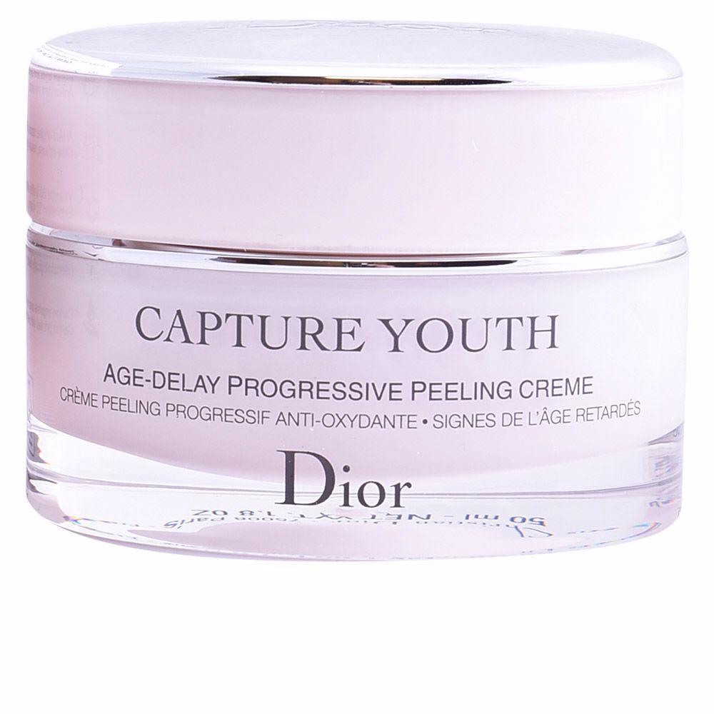 CAPTURE YOUTH age-delay progressive peeling crème