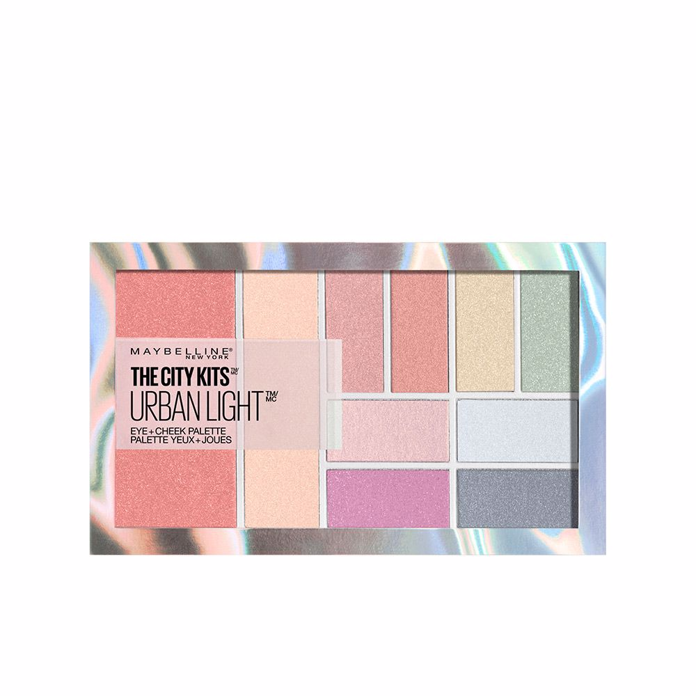 CITY KITS URBAN LIGHT palette