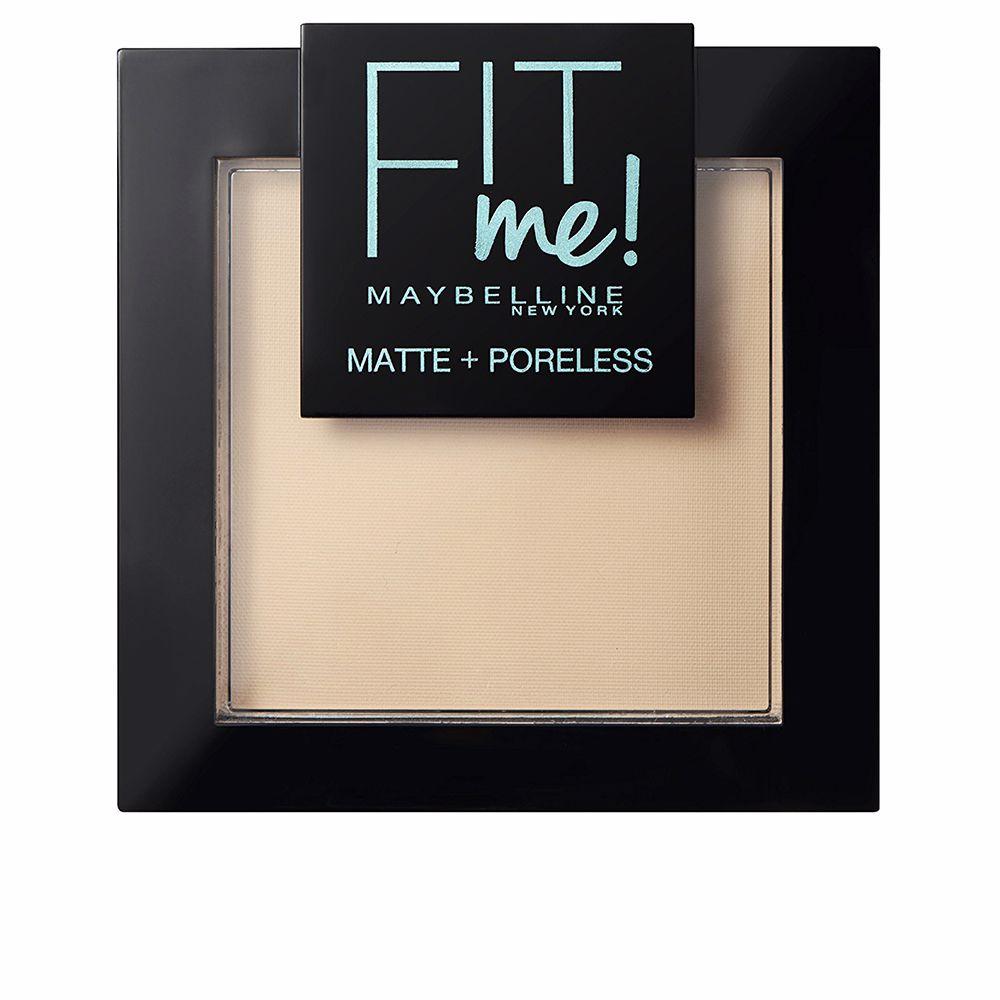 FIT ME MATTE+PORELESS powder