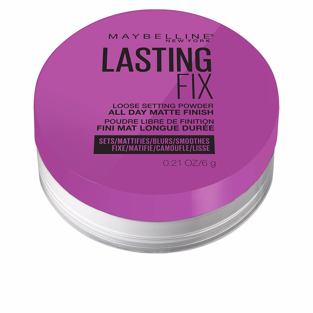 MASTER FIX perfecting loose powder