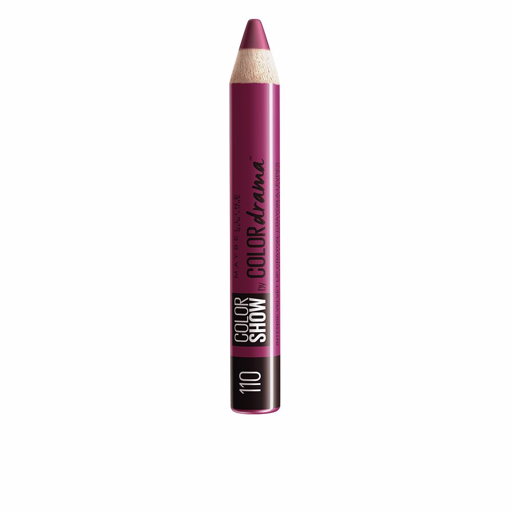 COLOR DRAMA crayon lip pencil