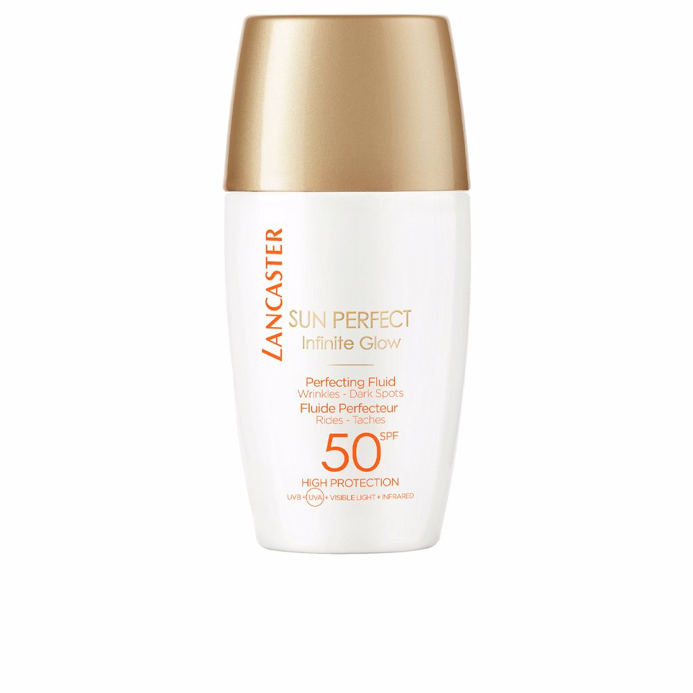 SUN PERFECT perfecting fluid SPF50