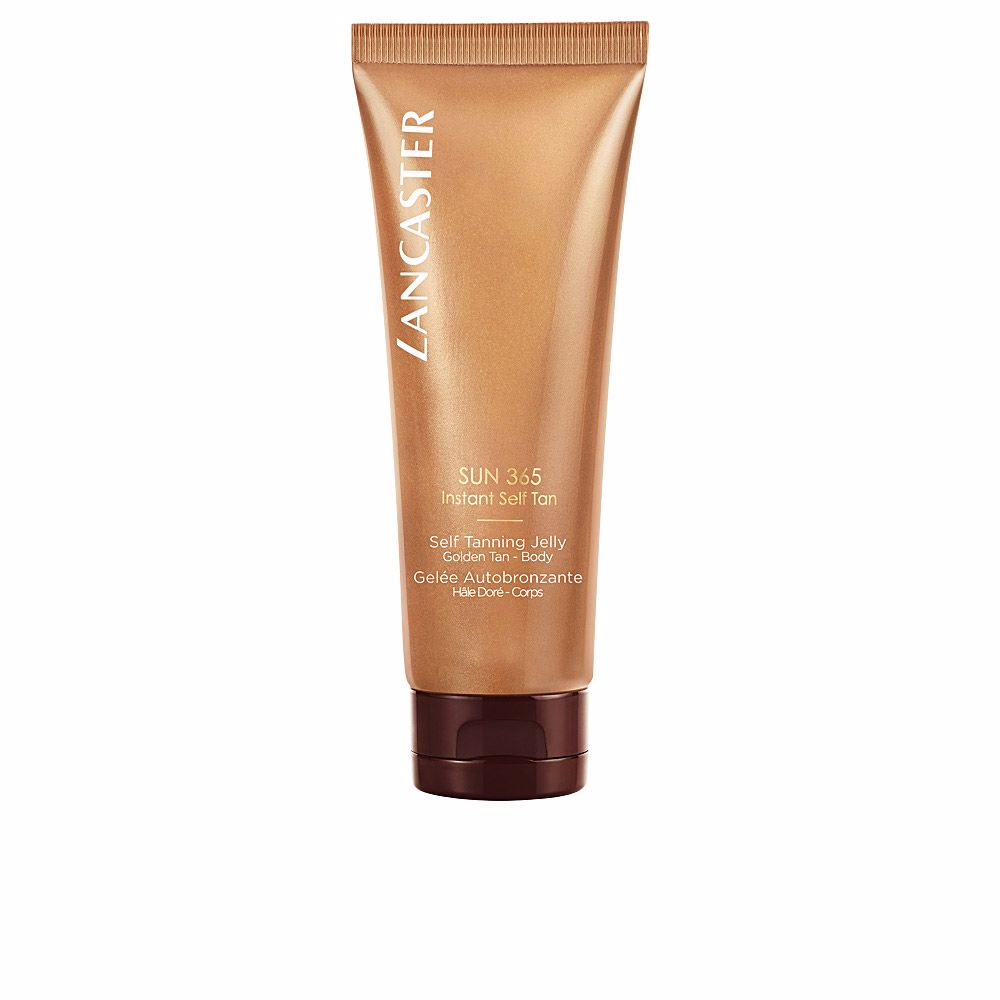 SUN 365 instant self tan jelly body
