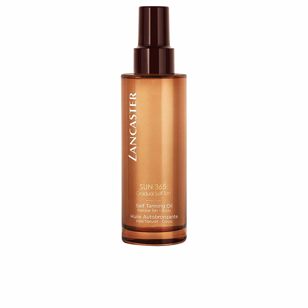 SUN 365 gradual self tan oil body