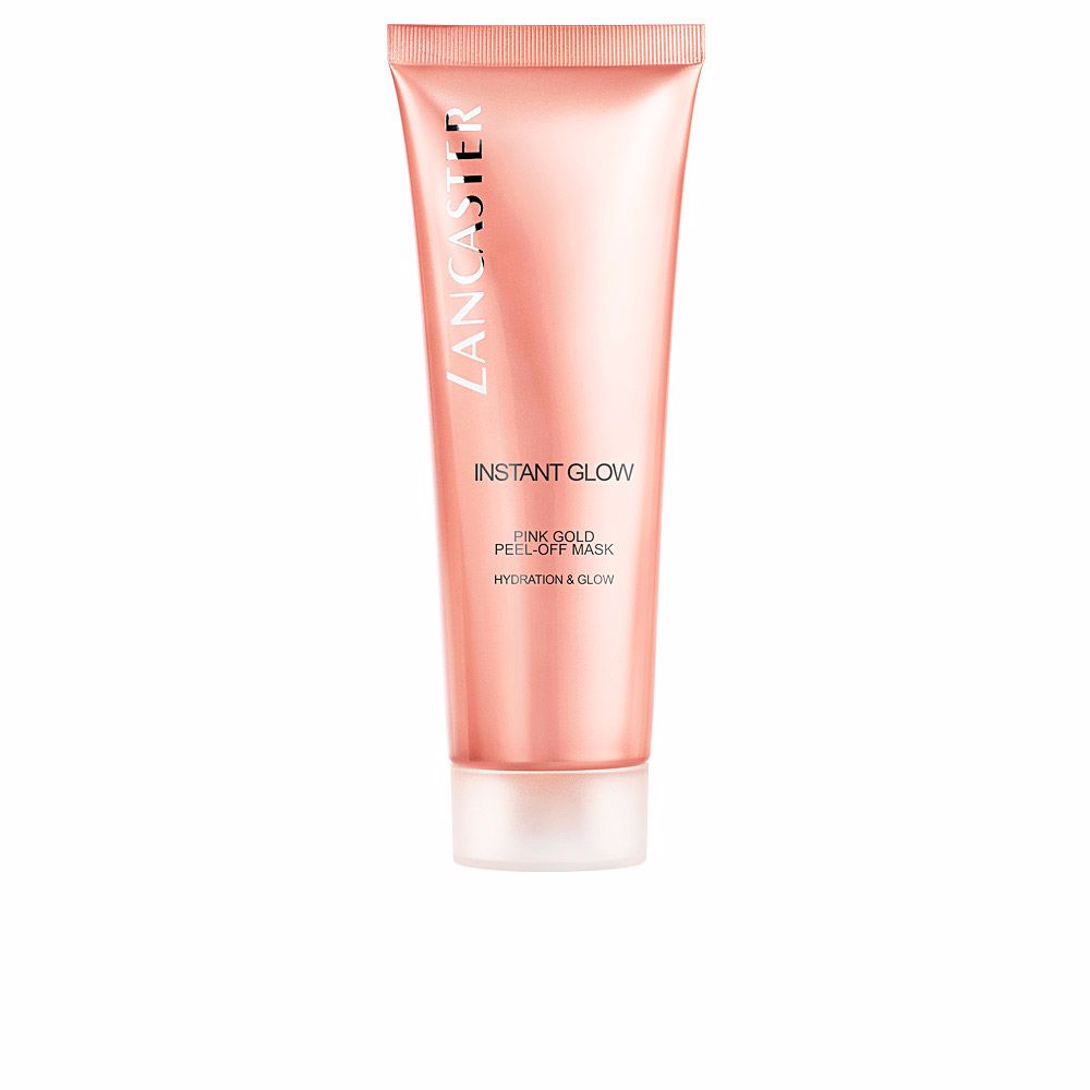INSTANT GLOW pink gold peel-off mask